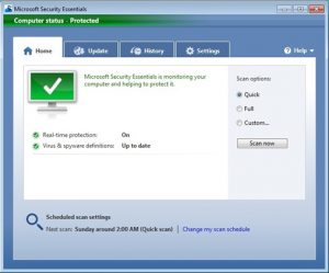 Microsoft Security Essentials Bit64 For Free Download