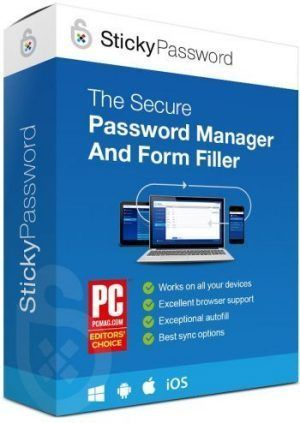 Sticky Password Premium 8.0.5.66 With Full Crack