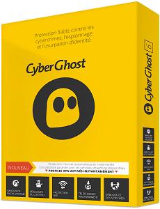 CyberGhost VPN 7.3.11.5337 Crack + Keygen 2020 [Latest] - CrackDJ