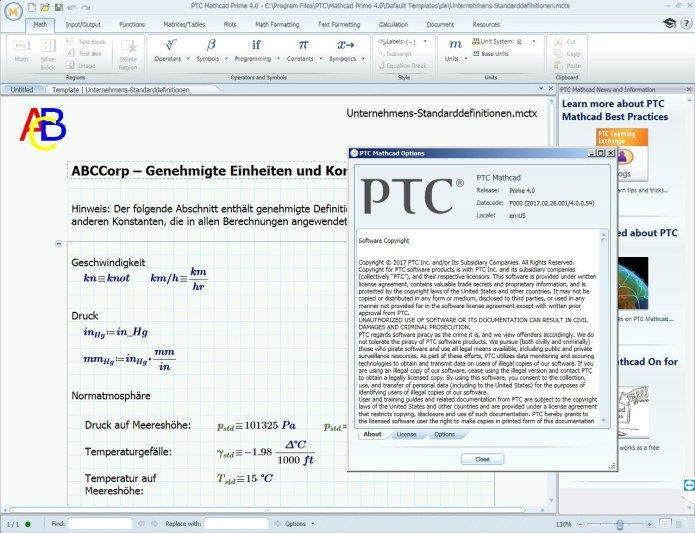 ptc mathcad crack With Latest Version Download Free