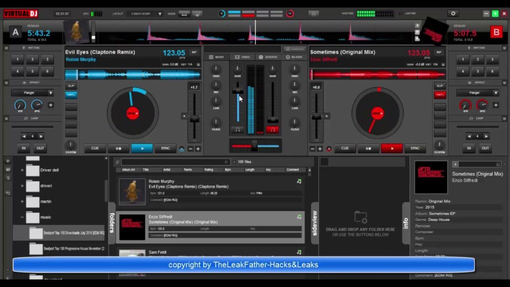 virtual dj crack With Serial Number Download Free